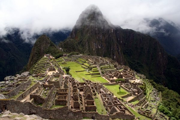 Machu Pittchu In all it's glory